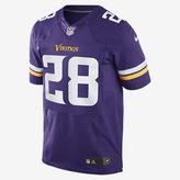 Nike NFL Minnesota Vikings Elite Jersey (Adrian Peterson) Men's Football Jersey