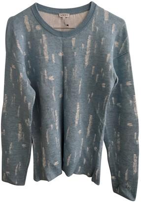 Loewe Blue Knitwear for Women