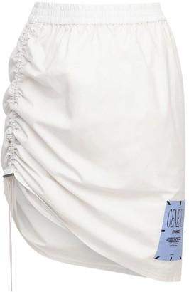 McQ Genesis Ii Organic Cotton Skirt