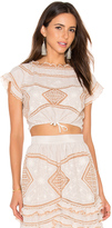 For Love & Lemons Winona Top