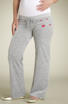Maternity 'Bling Galore' Drawstring Pants