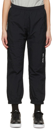 Nike Black SB Graphic Skate Track Pants