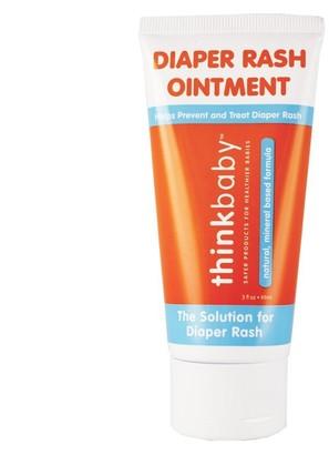 Thinkbaby Diaper Rash Ointment (3oz)