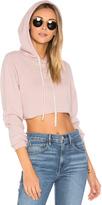360 Sweater x Hannah Beth Crop Hoodie