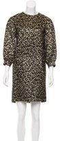 Michael Kors Brocade Mini Dress w/ Tags