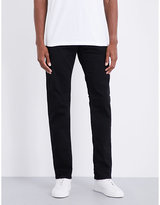 True Religion Geno Slim-fit Straight Mid-rise Jeans