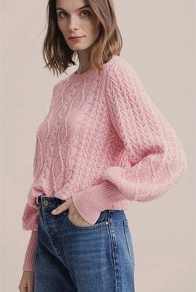 Witchery Cable Full Sleeve Knit