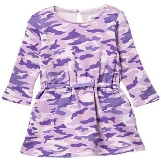 Sovereign Code Camo Printed Dress (Baby Girls)