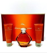 Tommy Bahama for Him Gift Set: 3.4 Oz Eau De Cologne Spray + 2.5 Oz After Shave Balm + 2.5 Oz Hair & Body Wash by