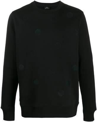 Paul Smith dotted pattern sweatshirt