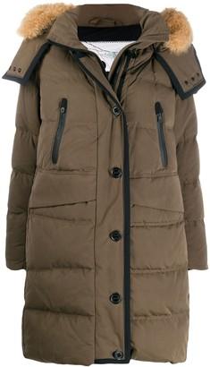 Peuterey padded parka coat