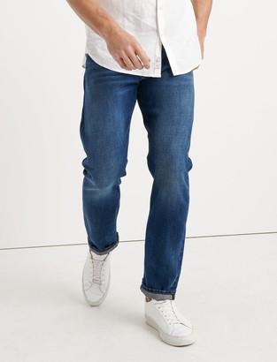 Lucky Brand 410 Athletic Slim Selvedge Jean
