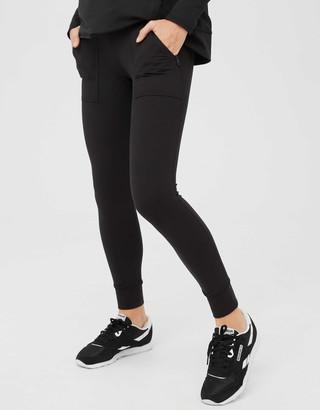 aerie OFFLINE The Hugger High Waisted Zip Pocket Legging