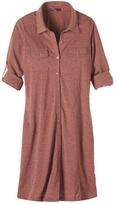 Prana Women's Besha Button Down Shirt Dress