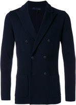 Lardini classic knitted cardigan - men - Wool - S