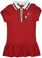 Ruikajia Little Girls Polo Shirt girls clothes 3-8 years