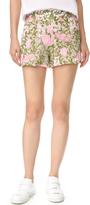 Giambattista Valli Floral Shorts