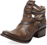 Freebird Women's Stair Strappy Leather Boot