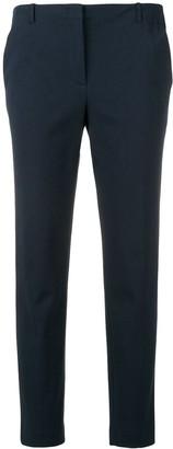 Emporio Armani classic slim trousers