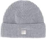 Woolrich knitted beanie hat