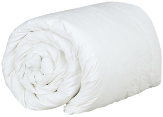 Down etc Essential Winter Weight White Goose Down Comforter, King