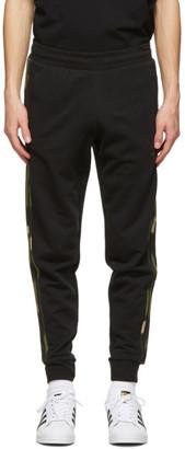 adidas Black Camo Sweatpants