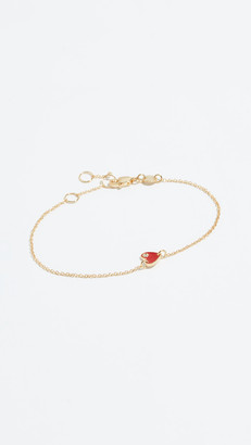 Jennifer Zeuner Jewelry Mia Mini Heart Bracelet