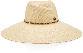 Maison Michel Big Virginie Straw Hat