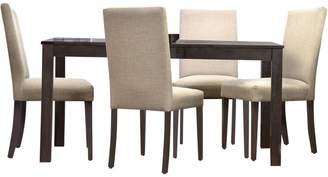 Map Home Furniture Victoria 5pc Dining Set