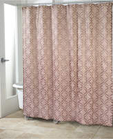 Avanti Damask Galaxy Shower Curtain