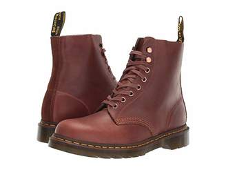Dr. Martens 1460 Pascal Core (Tan/Polo Brown Soapstone/Hi Suede Waterproof) Boots