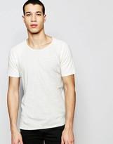 Selected Short Sleeve Raglan T-Shirt