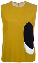Peter Jensen 'Barbara' sleeveless top