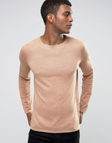HUGO BOSS HUGO by Sweater Cotton Cashmere Silk