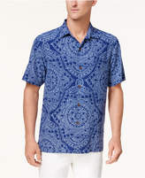 Tommy Bahama Men's Camp the Casbah Printed Shirt