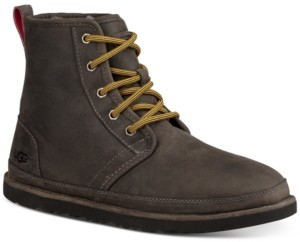 UGG Men's Harkley Waterproof Leather Boots Men's Shoes