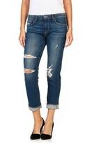 Paige Women's Brigitte Crop Boyfriend Jeans