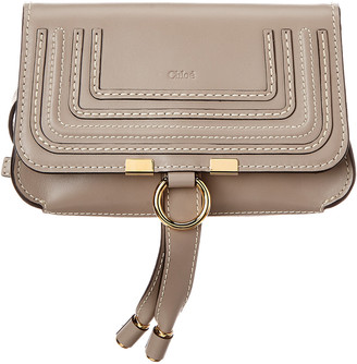 Chloé Marcie Small Leather Belt Bag