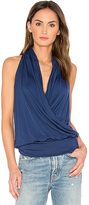 Amour Vert Agnes Tank in Blue. - size S (also in )