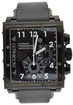 Jacob & co Stainless Steel Automatic 42mm Mens Watch