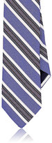 Barneys New York MEN'S MIXED-STRIPE NECKTIE