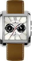 Jacques Lemans Format 1-1442B Gents Brown Leather Strap Watch