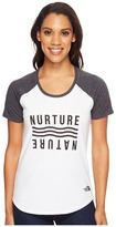 The North Face Short Sleeve Nurture Baseball Tee Women's T Shirt