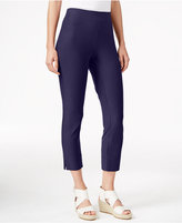 Eileen Fisher Washable Crepe Cropped Pants, A Macy's Exclusive