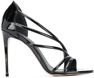 Le Silla Strappy 110mm Heel Sandals