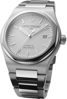 Girard Perregaux Girard-Perregaux 81000-11-131-11A Laureato stainless steel automatic watch