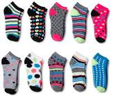 Modern Heritage Women's Socks 10-Pack - Gray One Size