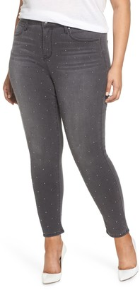 Seven7 High Rise Skinny Jeans (Plus Size)