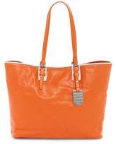 Longchamp LM Cuir Medium Leather Shoulder Bag