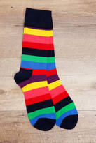 Happy Socks Multi Striped Socks